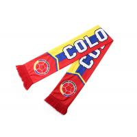 Quality Columbia Digital Athletic Sublimation Scarf Printing With Pattern wholesale