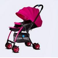 Quality Protable easy folding baby stroller/pram ,China Manufacturer wholesale