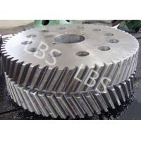 Quality Double Helical Spur Gear with Large Modulus / Hard Tooth Flank Gear wholesale