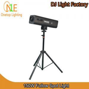 Quality 150W LED Follow Spot Light DJ Light Factory wholesale