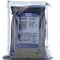 China Western Digital (WD) blue plate 500G 7200 rpm 32M SATA3 desktop hard drive (WD5000AZLX) on sale