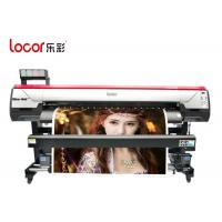 Quality Industrial Digital Printing Machines , Large Format Sublimation Printer DX5 Printhead wholesale