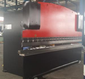 Quality Delem CNC Hydraulic Press Brake , 6mm Thickness 200T steel sheet bender wholesale