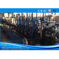 Quality 201 SS Tube Mill Machine , Stainless Tube Mills PLC Control 1.5mm Thickness wholesale
