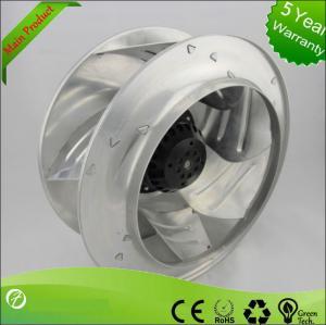 Quality ReplaceEbm-Past Ec Centrifugal Fans Sheet Aluminium 310mm 355mm 400mm wholesale