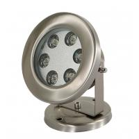 Buy cheap Max Length 47M Underwater LED Lights , Underwater LED Boat Lights With RDM/ DMX from wholesalers