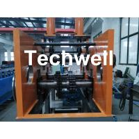 Quality Cold Roll Forming Machine / C Purlin Cranking Curving Machine for Bending 1.5-3.0 mm Thickness wholesale