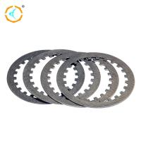 China OEM Motorcycle Clutch Friction Disc Steel Material For CG125 1.5mm Thickness on sale