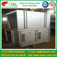 Quality Plant Boiler Steam Air Preheater APH For Petroleum Oil Chemical Industry wholesale