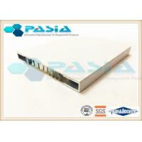 Quality Architectural Honeycomb Ceiling Panels Rectangular Hollow Section Edge Sealed wholesale