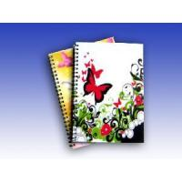 China PP Spiral Notebook on sale