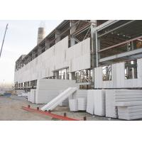 Quality Internal Wall Sand Lime  Lightweight Wall Panel Machine AAC Slab Plant wholesale
