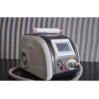 Quality Portable 1064nm and 532nm Laser Tattoo Removal Machine Skin treatment laser hair tattoo removal machine for Beauty Salon wholesale