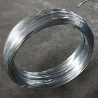 Quality 50kg / Coil Electro Galvanized Steel Wire For Armouring Cable , 1.6mm Diameter wholesale