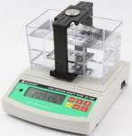 Quality 0.0001g/cm3 Factory Price Rubber Electronic Densimeter , Raw Plastic Density Meter , Plastic Density Tester DE-120M wholesale