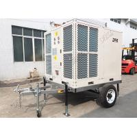 Quality Mobile Ductable Industrial Tent Air Conditioner 21.25KW Powered For Event Cooling wholesale