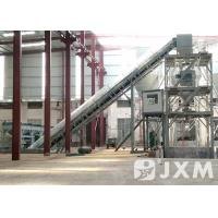 China Ready Concrete Mixing Plant 50 Thousand Ton Dry Mortar Mixer Machine on sale