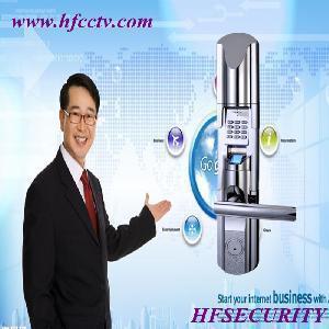 China Network Function Outdoor/Indoor Fingerprint Door Lock (HF-LE211) on sale