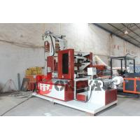 Quality 40gk / H Ldpe Extruder Machine , Pp Sheet Extrusion Machine Two Colors wholesale