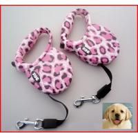 China Small dogs and cats, dog rope leash automatic retractable harness traction with QT-0033 on sale