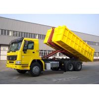 Quality Hydraulic Control System Automated Garbage Collection Truck 6X4 LHD Euro2 wholesale