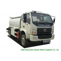 Quality Forland Transport Liquid Tank Truck / Mobile Refueling Truck 3000L-4000L wholesale