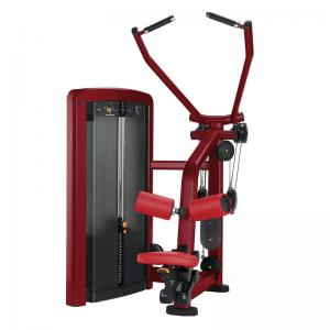 Quality Commercial Heavy Duty Gym sports Equipment Seated lat pulldown Machine wholesale