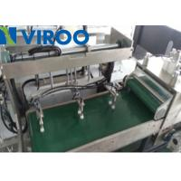 China Semi Automatic Mask Pack Machine Electricity Driven One Year Warranty on sale