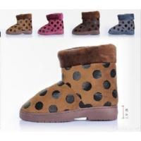 Quality Snow Boots Sheepskin Boots Lady