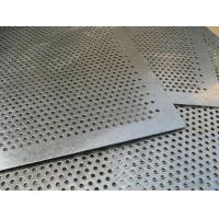 Cheap Stainless Steel Perforated Metal Mesh/Perforated Sheet With Punched Into Various Patterns, Custom 304, 316, 316L for sale
