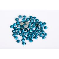 Quality Beautiful Bulk Hotfix Rhinestones , Luxury Flat Back Crystal Rhinestones wholesale
