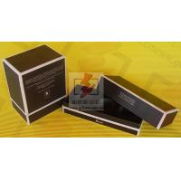 Quality Eco Friendly Wine Decorative Gift Boxes With Lids Uv Coating wholesale