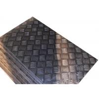 Quality Diamond Pattern Aluminum Checkered Sheet For Decoration 1060 3003 wholesale