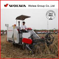Quality 2014 Professional mini rice and wheat combine harvester wholesale