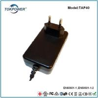 Quality Wall Mount Medical Power Adapter powersupply 5v 12v  safety charger for portable medical device wholesale