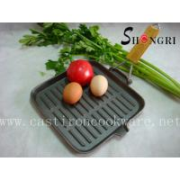 Quality cast iron grill pan wholesale