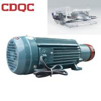 Quality 0.24 Hp 3 Phase Ac Motor , Ac Electric Motor Aluminum Housing With CE glass processing industry wholesale