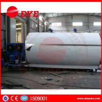 Quality Large Capacity 2000L 3000L 5000L Milk Cooling Tank Refrigeration Compressor wholesale