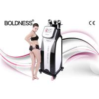 Quality 3 in 1 Face / Body Cavitation RF Slimming Machine With 7 Inch Touch Screen , 40KHz wholesale