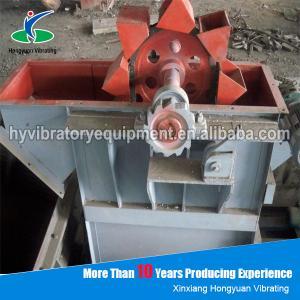Quality high efficiency glass powder vertical lifting bucket elevator equipment wholesale