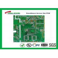 Quality PCB Fabrication 6L OSP Electronic PWB with Impedance Control 1.6mm wholesale