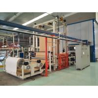 Quality Frequency Control PVC Carpet Backing Machine Conduction Oil Heating Mode wholesale