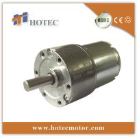 China China gear reduced low speed dc motors 12v on sale