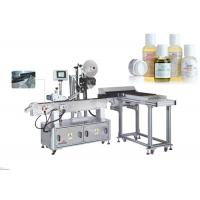 Quality Oral Liquid Automatic Sitkcer Labeling Machine 220V 50HZ 1500W wholesale