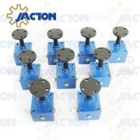 Buy cheap Screw Jack With top plate machine screw actuator Screw Jack With mechanical from wholesalers