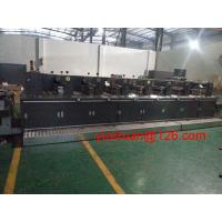 Cheap 6 Color Roll To Roll Printing Machine Flexo Printing Equipment For Paper Cup for sale