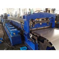 Quality Cargo Truck Sheet Roll Forming Machine, Cargo Container Board Rollforming Line wholesale