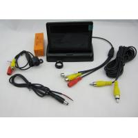Buy cheap Vehicle Car Rear View Camera System With 4.3 Inch Digital Panel Pop up Monitor product