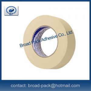 Quality medium temperature crepe paper masking tape wholesale