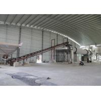 Quality Quartz Sand Dryer Machine / Industrial Sand Dryers With Hot Air Furnace wholesale
